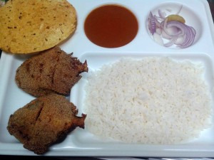 Seafood thali mumbai