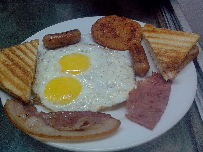 English breakfast colaba