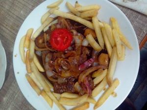 steak onion chips colaba