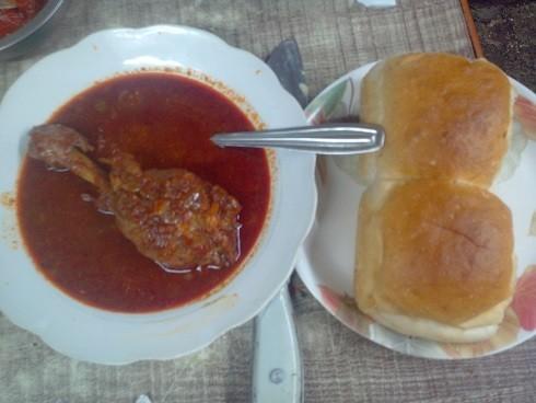chicken vindaloo in mumbai